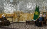 حجت الاسلام مروی : لزوم رسیدگی مضاعف به خانواده شهدای مدافع حرم و رفع مشکل مسکن نیازمندان