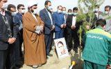 مراسم درختکاری به یاد بود شهداء در شهرکهای صنعتی توس و چناران