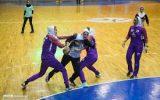 حضور هندبال بانوان اشتادسازه مشهد در مسابقات غرب آسیا