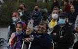 """برگزاری جشن بزرگ """"علی بن الحسین (ع)"""" به همت هیئت مذهبی معلولین حضرت رقیه (س) در بوستان بهار مشهد"""