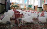 توزیع ۶۵۰۰ بسته معیشتی بین نیازمندان به همت مراکز نیکوکاری استان