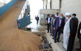بازدید نماینده ولی فقیه در سیستانوبلوچستان از شش کارخانه تولید آرد زاهدان