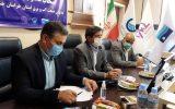 برگزاری نشست خبری مدیران عامل صنعت آب و برق خراسان جنوبی با اصحاب رسانه