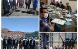 ساخت ترانس های برق پست ۱۳۲ کیلو ولت شهرک صنعتی اسفراین توسط شرکت آریا ترانسفور سمنان