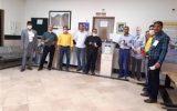حضور پورشور کارکنان شرکت گاز خراسان شمالی در حماسه انتخابات