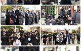 شهر گلبهار میزبان شهیدی از شهدای مرزبانی