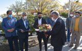 استقبال از قهرمان کشوری جودو در گلبهار