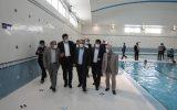 افتتاح نخستین مجموعه آبی دانش آموزان با نیازهای ویژه در مشهد