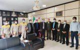 برگزاری  گرامیداشت روز ملی «صنعت برق» و روز جهانی «کار و کارگر» و آیین تجلیل از «سیمبانان نمونه» در شرکت توزیع برق سیستان و بلوچستان
