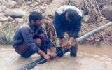 سیل به تاسیسات آب و فاضلاب خراسان رضوی ۸۵ میلیارد ریال خسارت زد