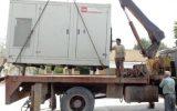 ارسال ۲۸دستگاه ژنراتور برای تامین برق چاه های شرب روستایی درخراسان رضوی