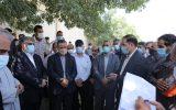 بازدید استاندار خراسان رضوی از روستاهای بخش مرکزی شهرستان مشهد