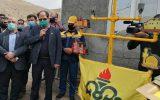 ۸۲۸ خانوار دیگر روستایی در خراسان رضوی از نعمت گاز بهرهمند شدند
