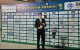 جایزه جهانی اکوتوریسم به حسین کشیری اعطا شد