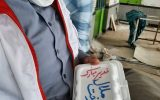 توزیع ۱۴ هزار و ۵۰۰ پرس غذای گرم بین نیازمندان خراسان جنوبی