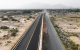 پل ماشکید شهرستان مهرستان آماده بهره برداری شد