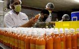 توزیع روزانه ۴ هزار بطری آبمیوه طبیعی در بیمارستانهای کرونایی مشهد