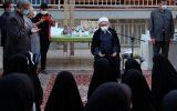 حضور تولیت آستان قدس در مرکز نگهداری از کودکان بیسرپرست مشهد