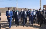 بهره برداری و کلنگ زنی ۱۰۰۰ پروژه گازرسانی در خراسان رضوی برگزار شد